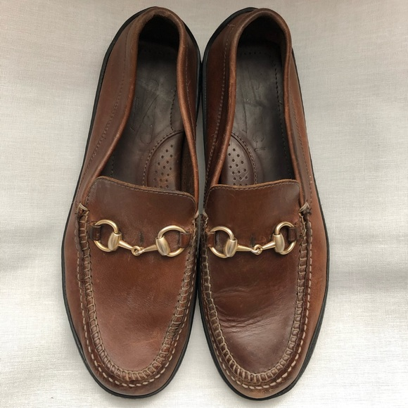 Gucci Shoes - Men's Gucci Loafers Size 8